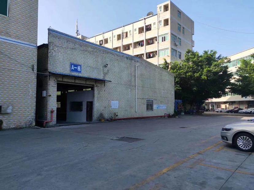 西丽街道主干道边独院7000平米仓库可分租