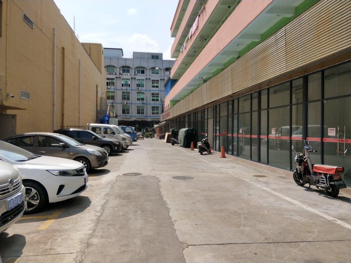 福永怀德南路一楼100至1000平米物流仓库出租