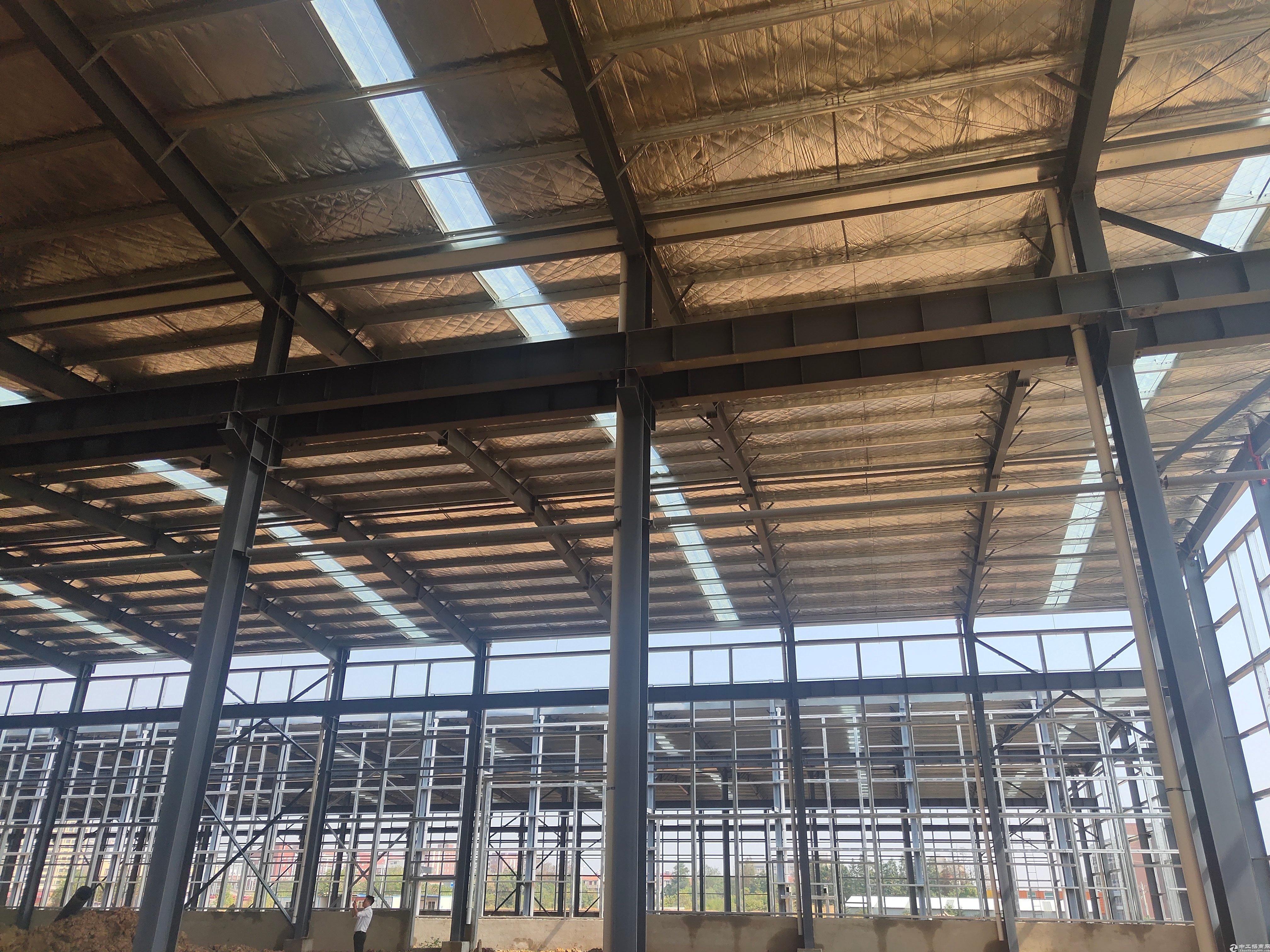 稀缺钢结构厂房直售,价格优惠!