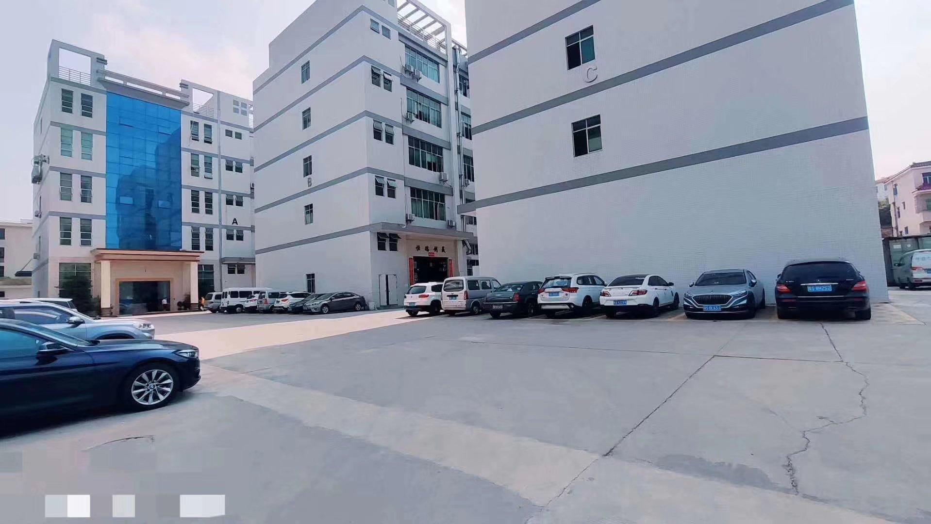 大型工业园旁红本厂房
