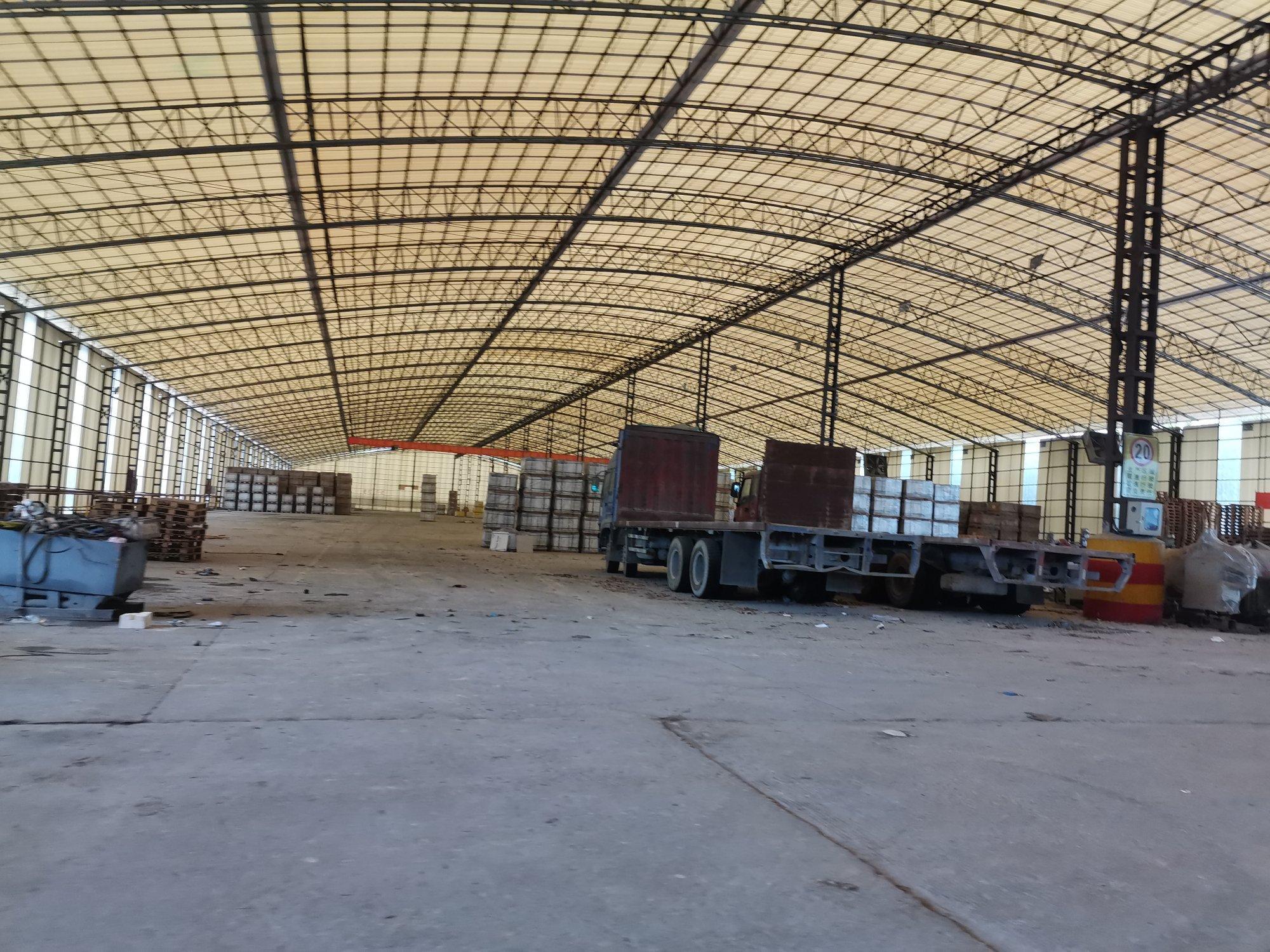 狮岭镇单一层仓库出租30000平方