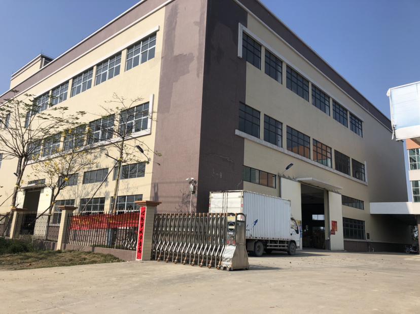 高明富湾工业区独院标准厂房6000平方!