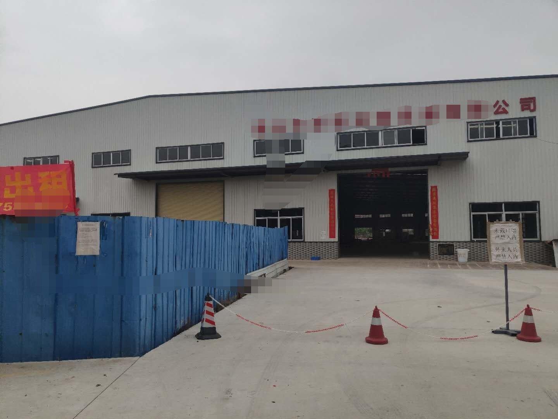 西南原房东独院厂房8600方出租可分租
