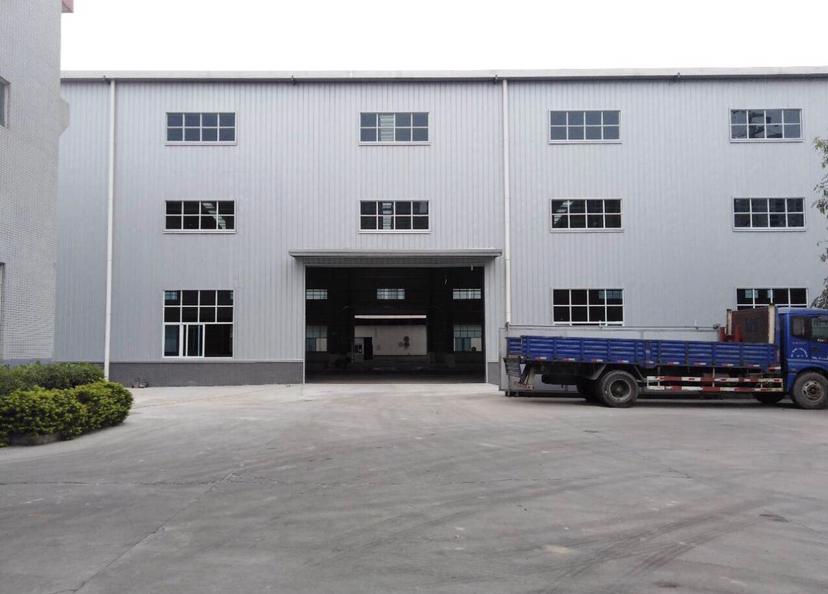 顺德陈村8000方独院钢结构厂房出租