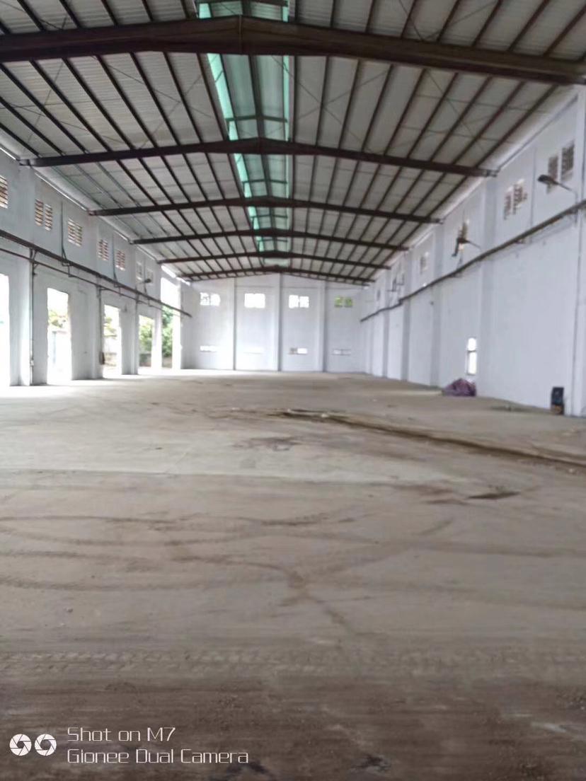 惠州博罗厂房出租花园式单一层厂房出租-图3