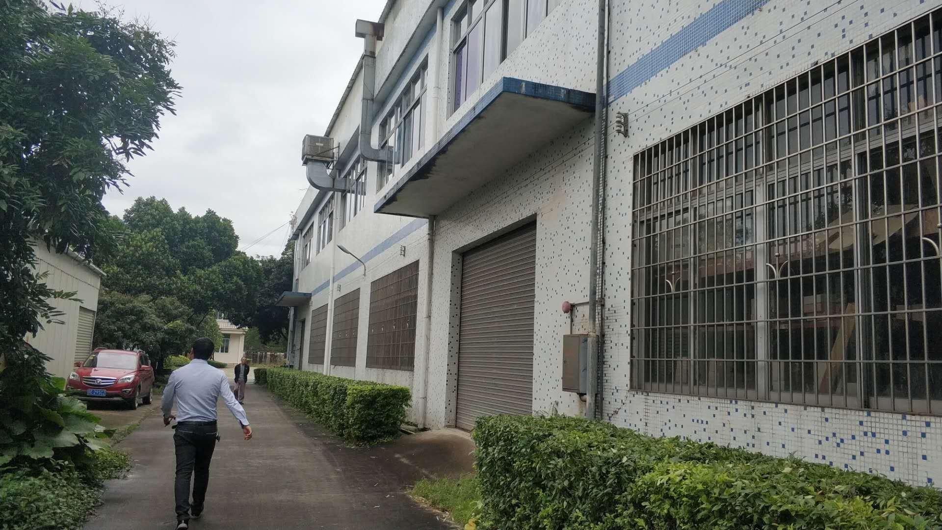 白云区钟落潭龙岗村独门独院厂房,总面积6800平米