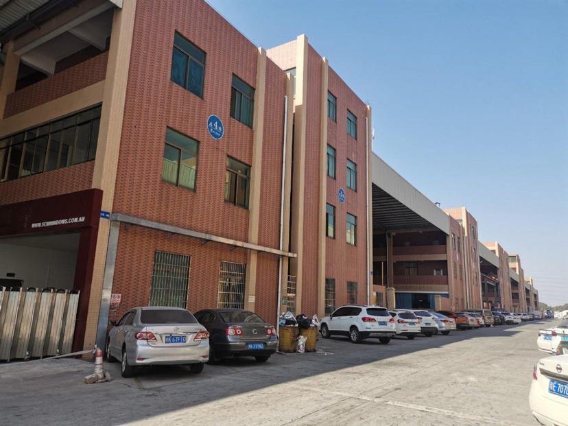 佛山市原房东单一层砖墙到顶厂房招租,价格便宜,交通便利!