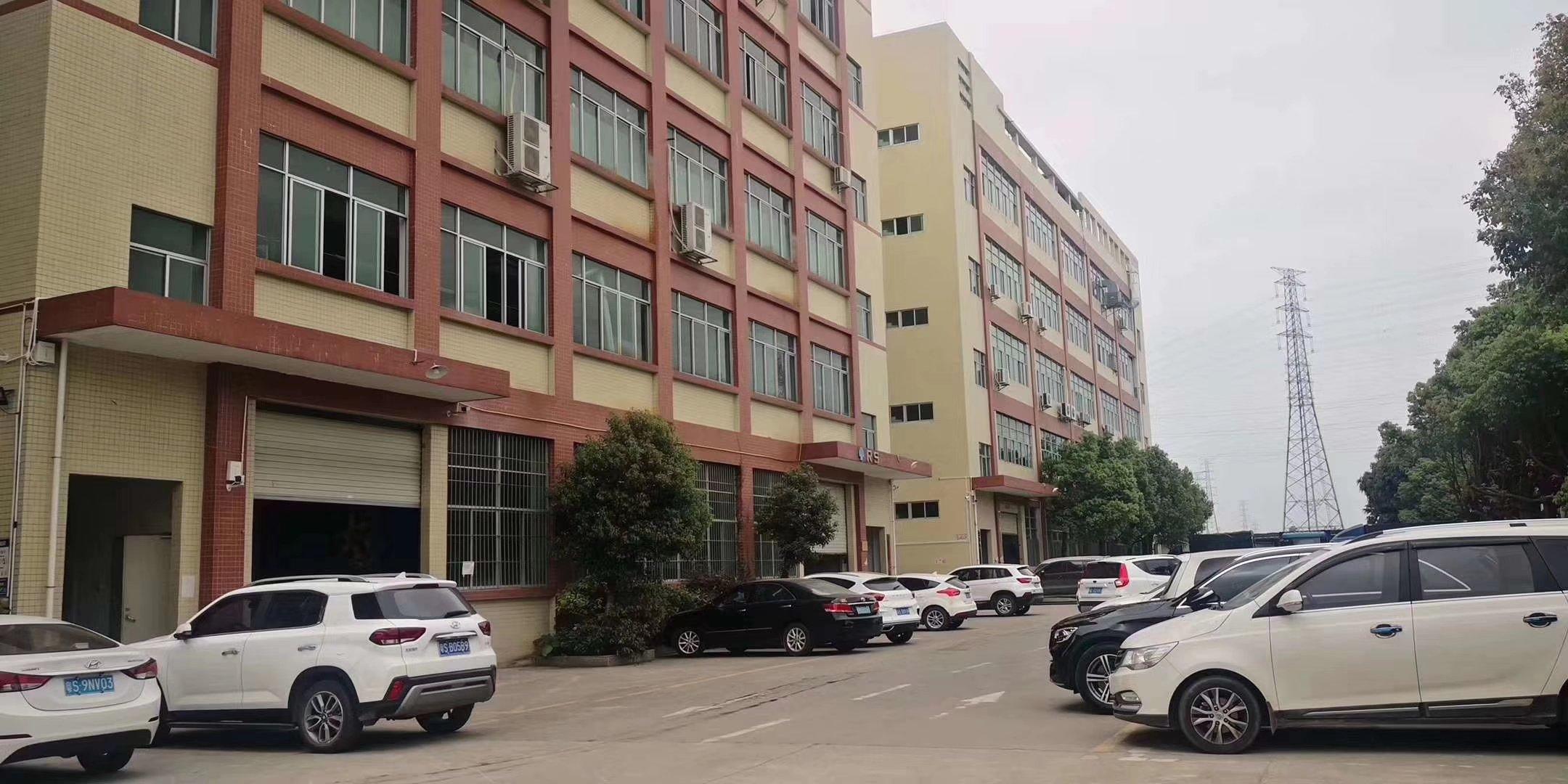 龙华大浪楼上小面积500平带装修厂房招租适合办公贸易仓库电子