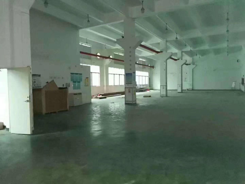 平湖华南城山厦工业区新出1楼1000平米厂房出租-图2