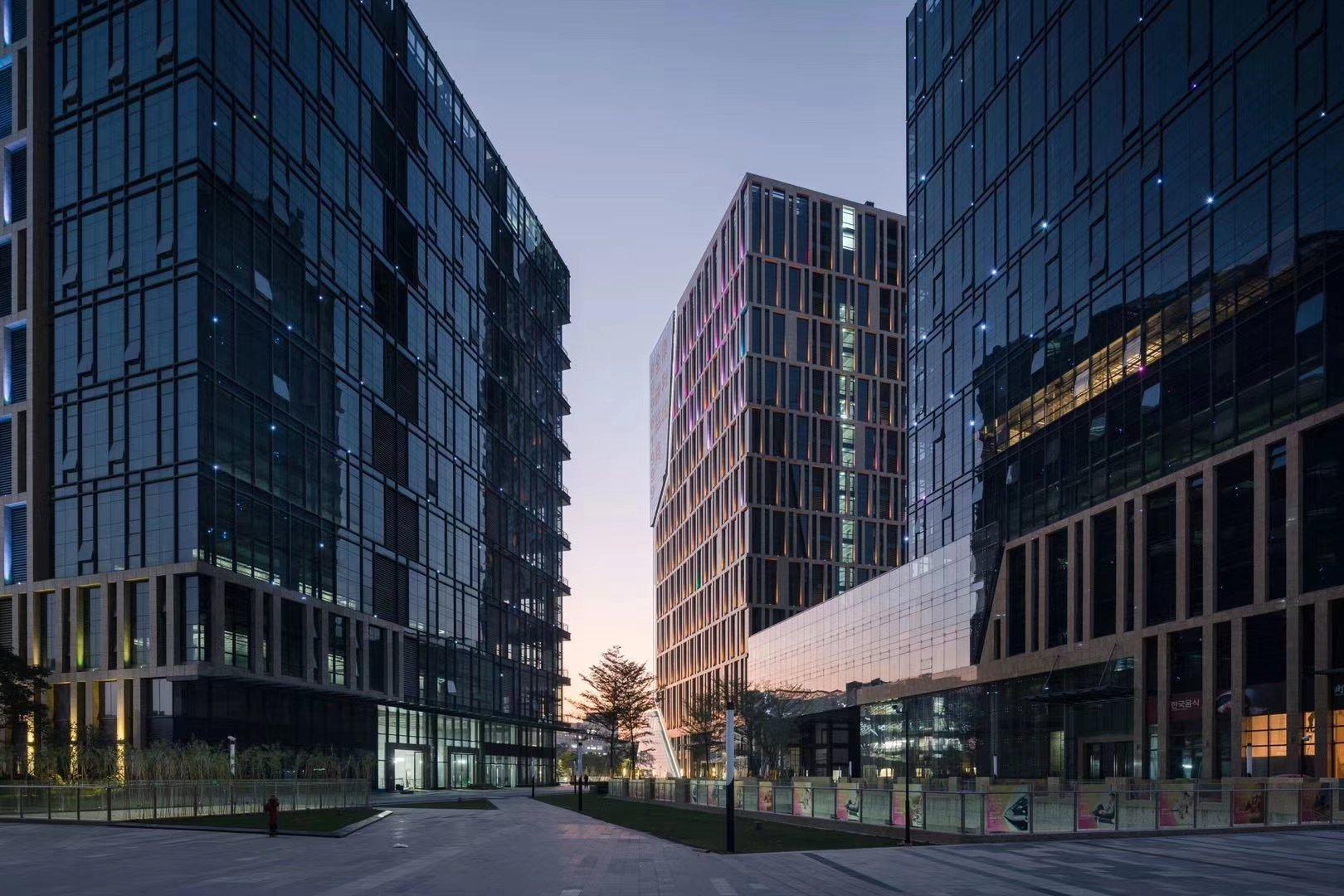 深圳市龙华新出建厂房独门独院2万平独栋,最低1000平起售