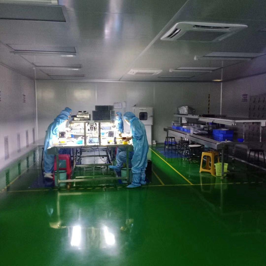 龙华原房东厂房 1388平米,无尘车间出租。