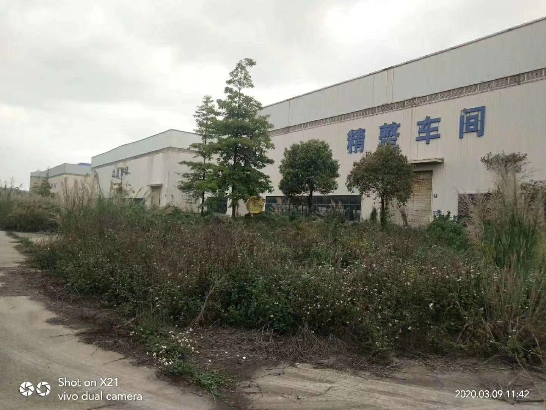 广东肇庆12万方单一层厂房出租