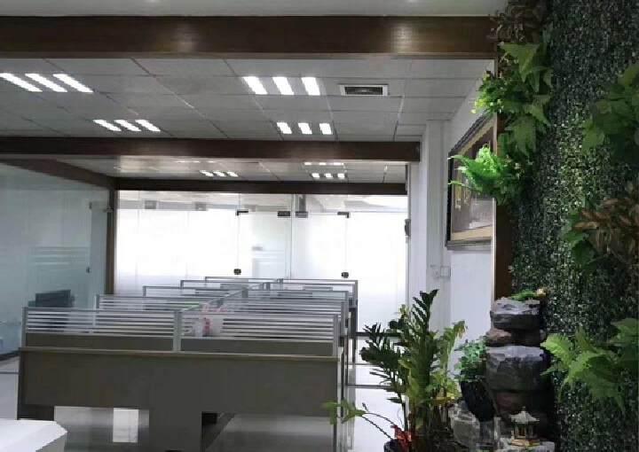 塘厦永发商务大厦精装修写字楼急租、价格好谈,地段好周边配套齐图片4