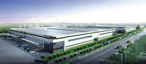 国道高速附近新出稀缺智能仓储物流园双边卸货平台