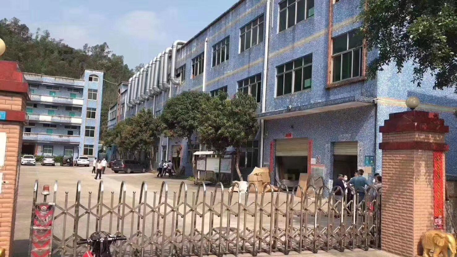 沙井占地5000㎡建筑6600㎡不动产权厂房出售