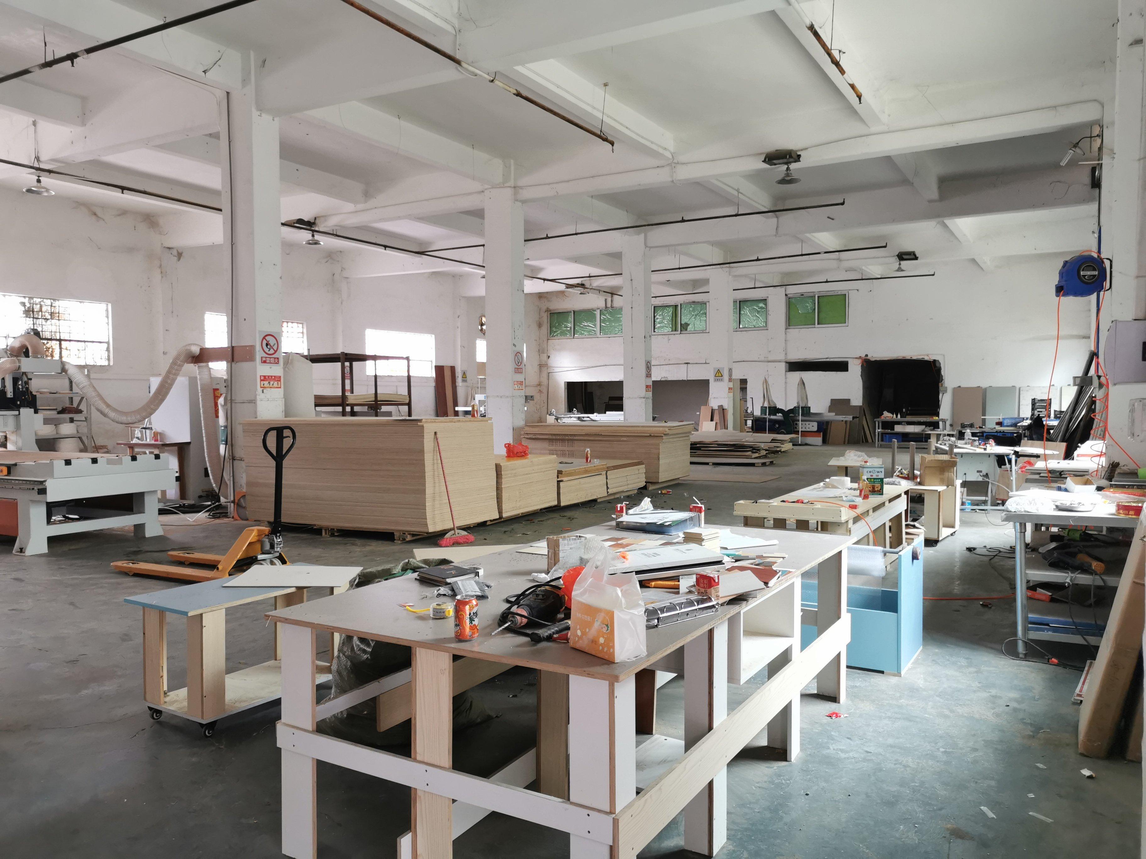 增城新塘镇广深大道新出标准厂房一二楼出租,证件齐全,可办环评-图6