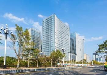 黄埔科学城甲级红本精装写子楼272平米出租图片1