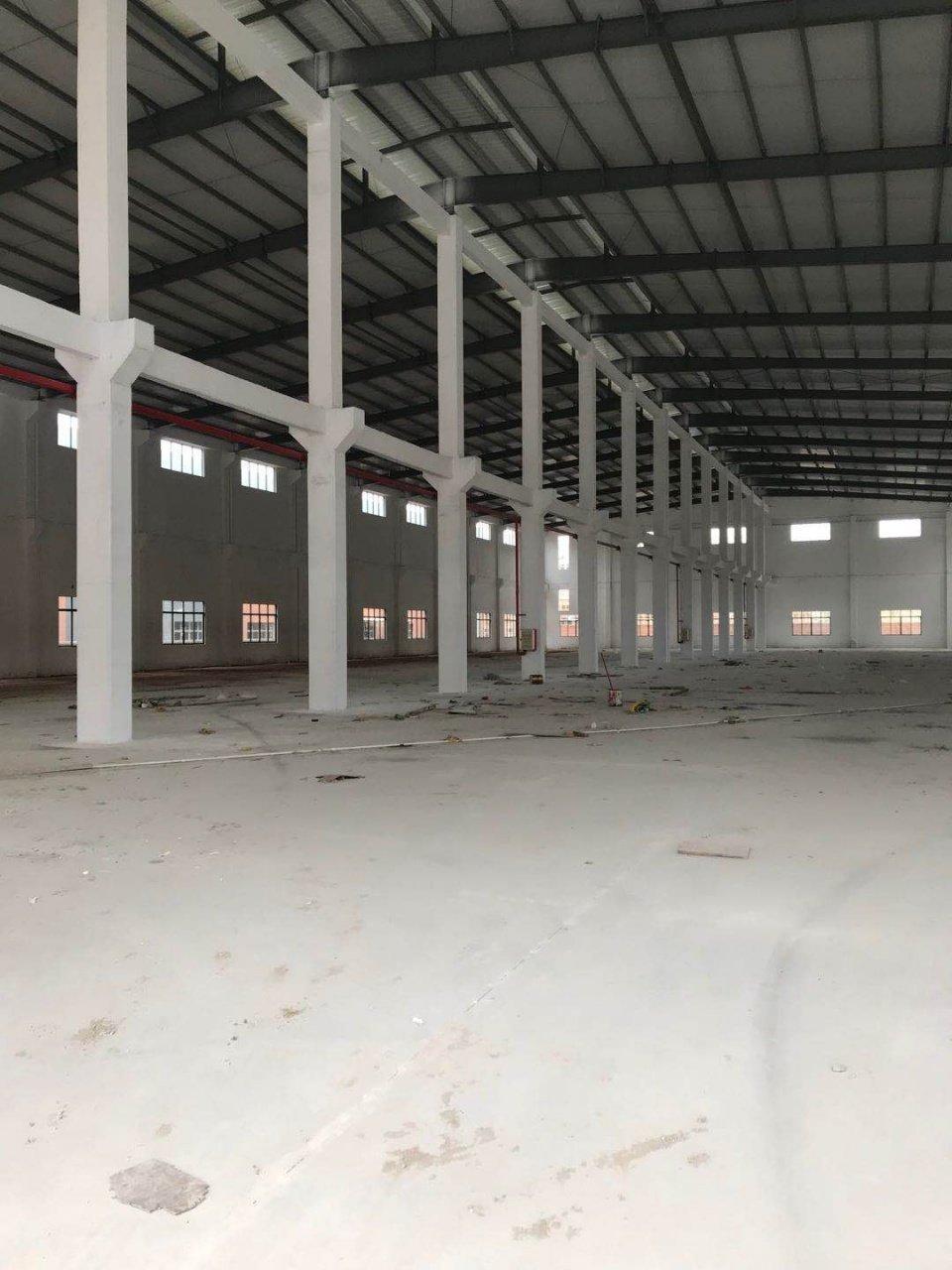 在售厂房40年,有厂有房有空地占地24亩,天然气蒸汽市政排污