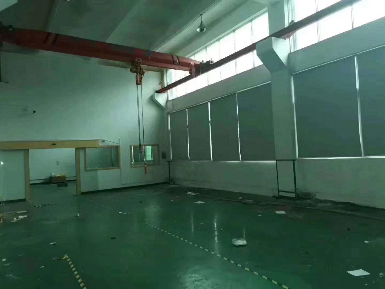 平湖华南城山厦工业区新出1楼1000平米厂房出租-图4