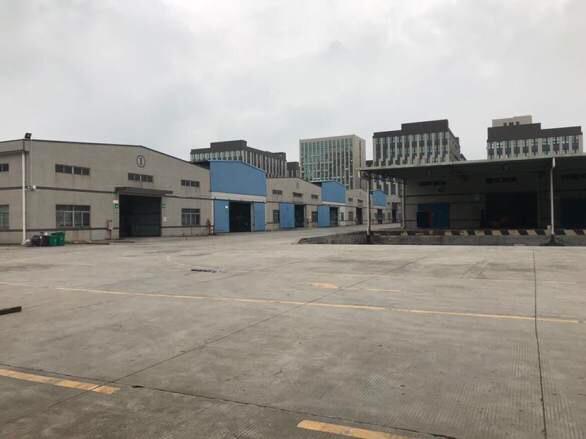 佛山禅城张槎新出布匹仓库80000方,带丙二类消防,近中大