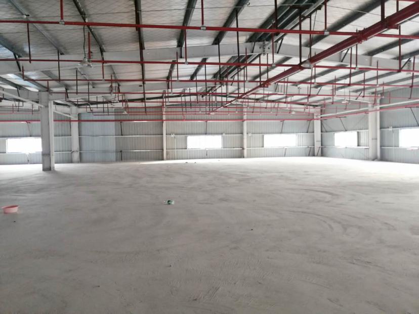黄花镇工业园丙二类厂房仓库新建2070平米300电-图4
