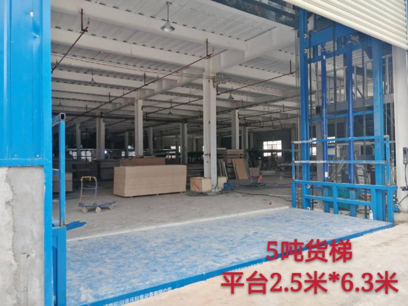 黄花镇工业园丙二类厂房仓库新建2070平米300电-图3