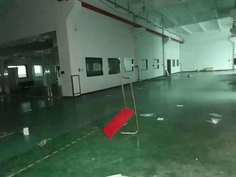 平湖华南城山厦工业区新出1楼1000平米厂房出租-图5