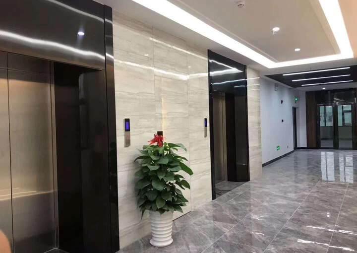 深圳市龙岗区坂田临近油松附近全新装修写字楼出租图片2