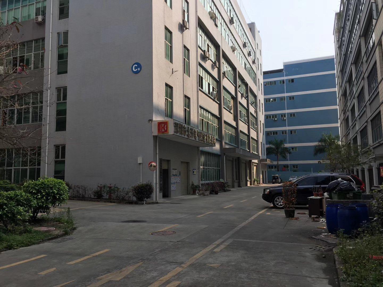 坪地原房东厂房6500平米出租,实际面积,1楼高6米,