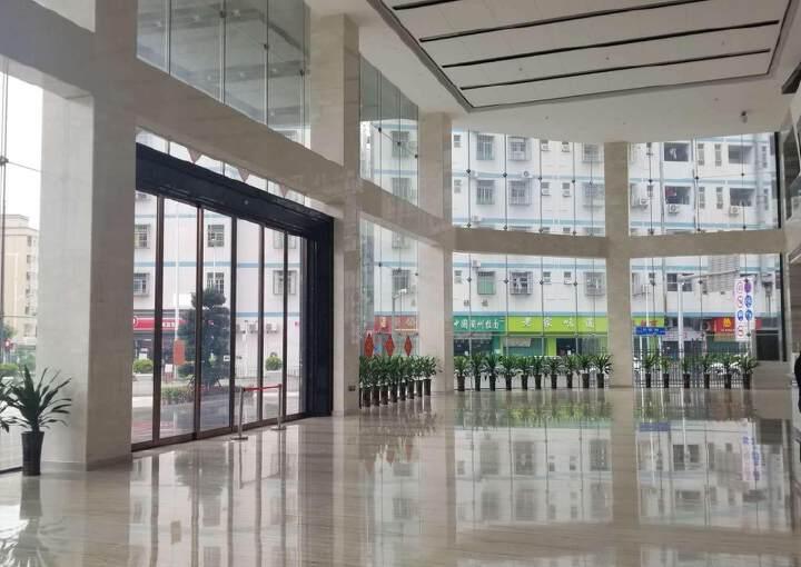 大浪新百丽中安大厦新出整层面积3200平带精装修可申请补贴图片7