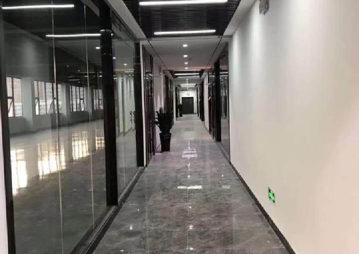 深圳市龙岗区坂田临近油松附近全新装修写字楼出租图片3