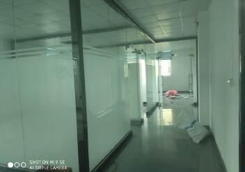 坂田厂房出租,楼上1000平方带装修办公仓库生产车间拎包入住图片1