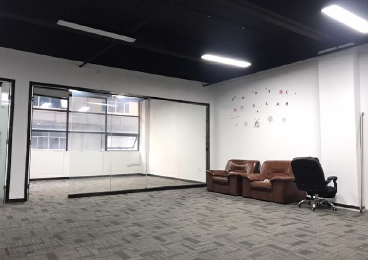 西乡新出410平米精装写字楼,3加2隔间35元出租图片7