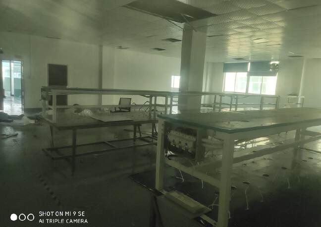 坂田厂房出租,楼上1000平方带装修办公仓库生产车间拎包入住
