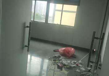 坂田厂房出租,楼上1000平方带装修办公仓库生产车间拎包入住图片2