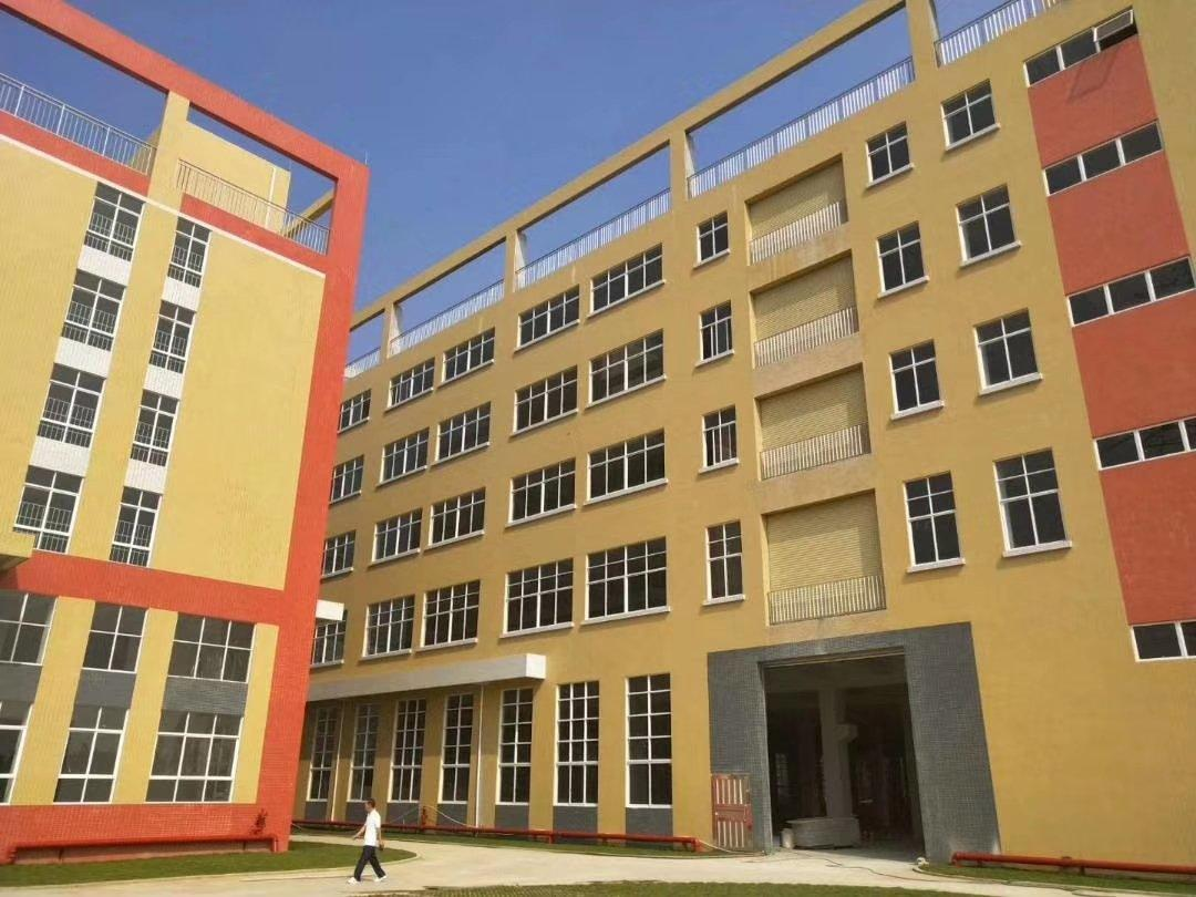 杏坛工业园新建超靓21245平方可分租标准厂房,证件齐全