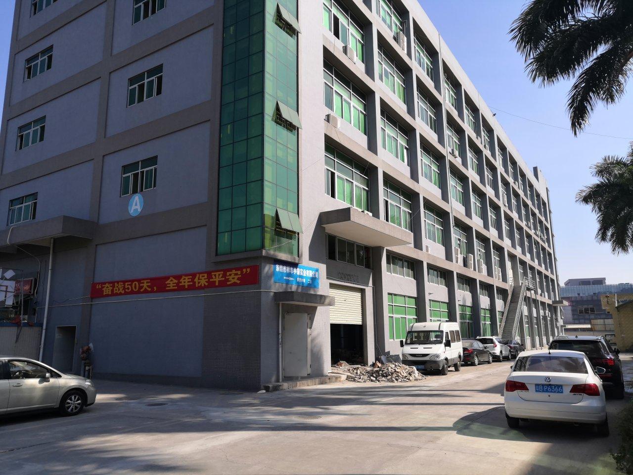 惠阳三和花园式厂房2380平米带精装修办公室!