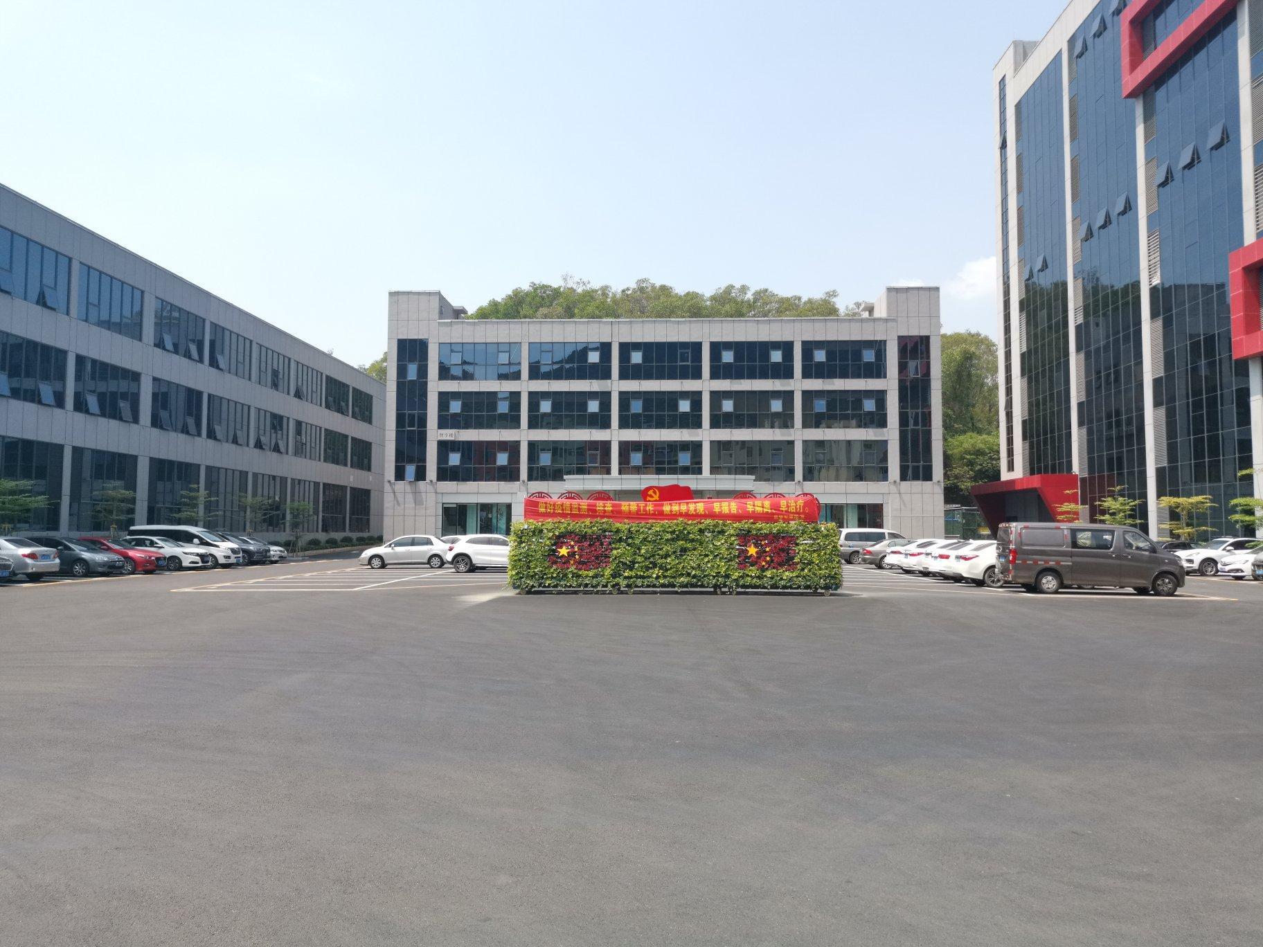 龙岗区横岗红本独栋高新科技园厂房出租独栋2900平