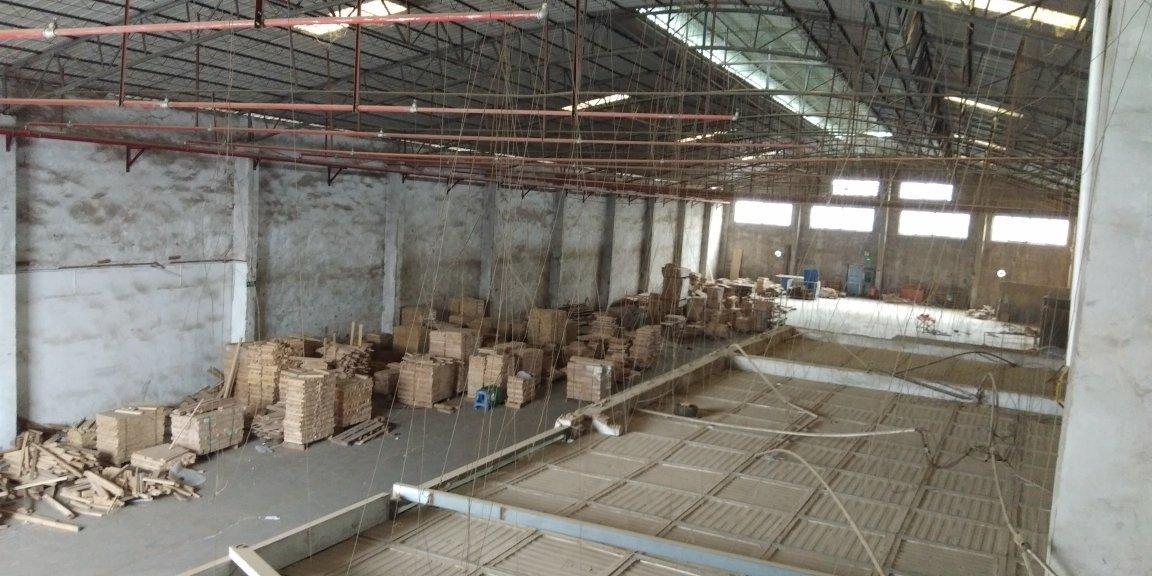 杏坛镇吕地工业区1600平方单一层厂房,交通方便,环评秒过