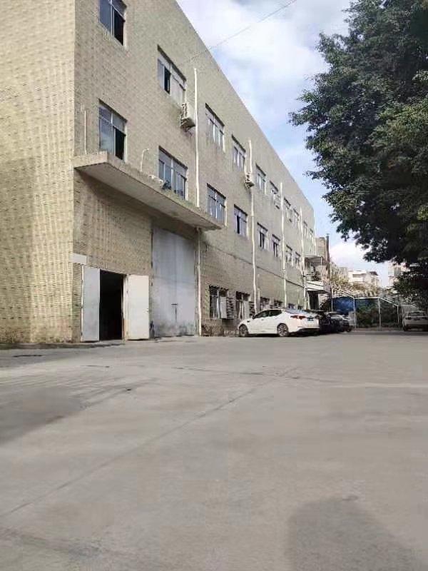 惠州大岭山新出原房东红本楼上厂房3500平米出租