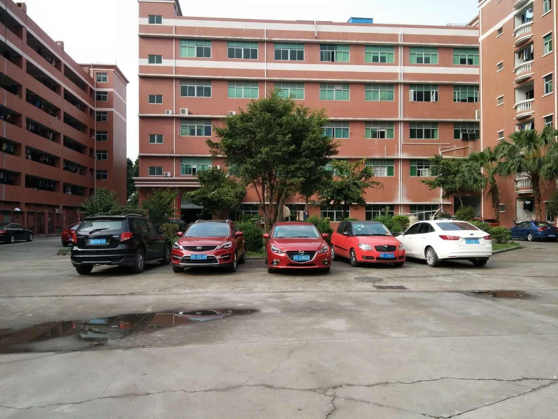 龙岗布吉占地4200㎡独院红本厂房出售。