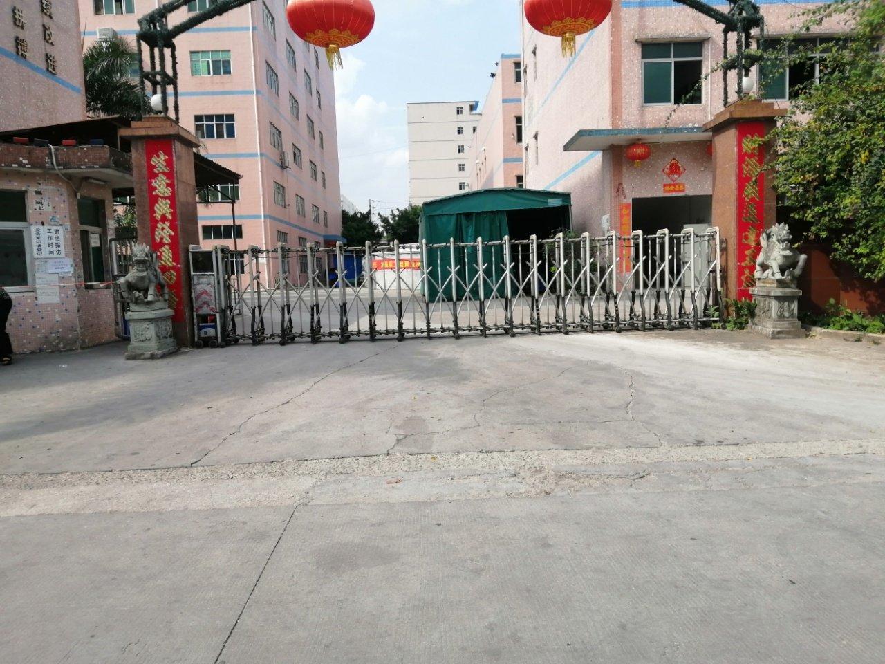 观澜福民龙澜大道边上原房东实际面积厂房合同五年