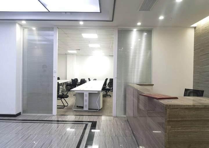 深圳龙华新区精装修写字楼出租图片5