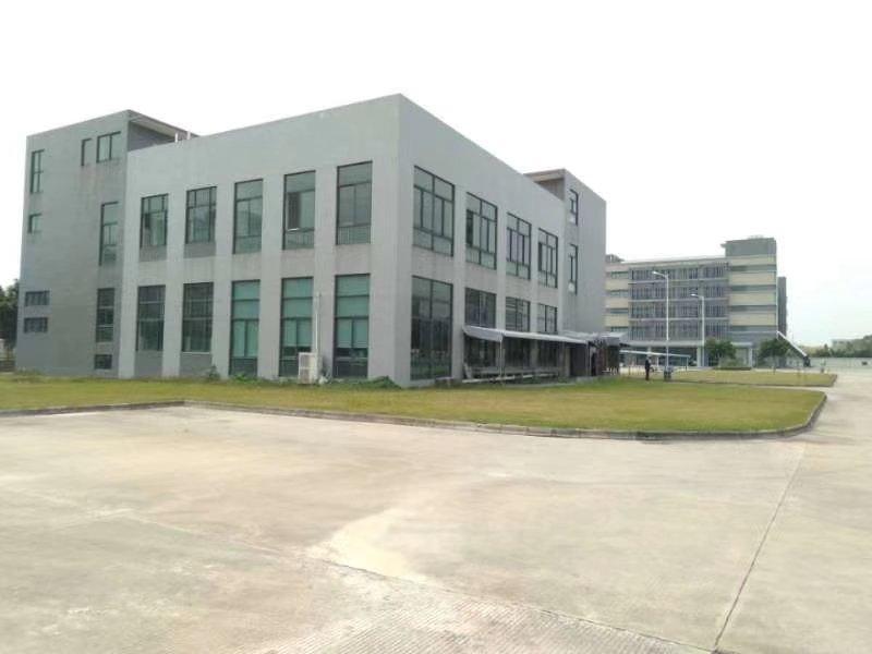 三水芦苞园区标准厂房,可以做注塑化妆品等污染行业,独门独院