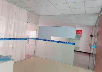天河车陂地铁口附近150平带简装办公室出租,拎包入住即可办公图片3