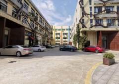 沙井后亭地铁口50米创意园区100平写字楼可申请补助