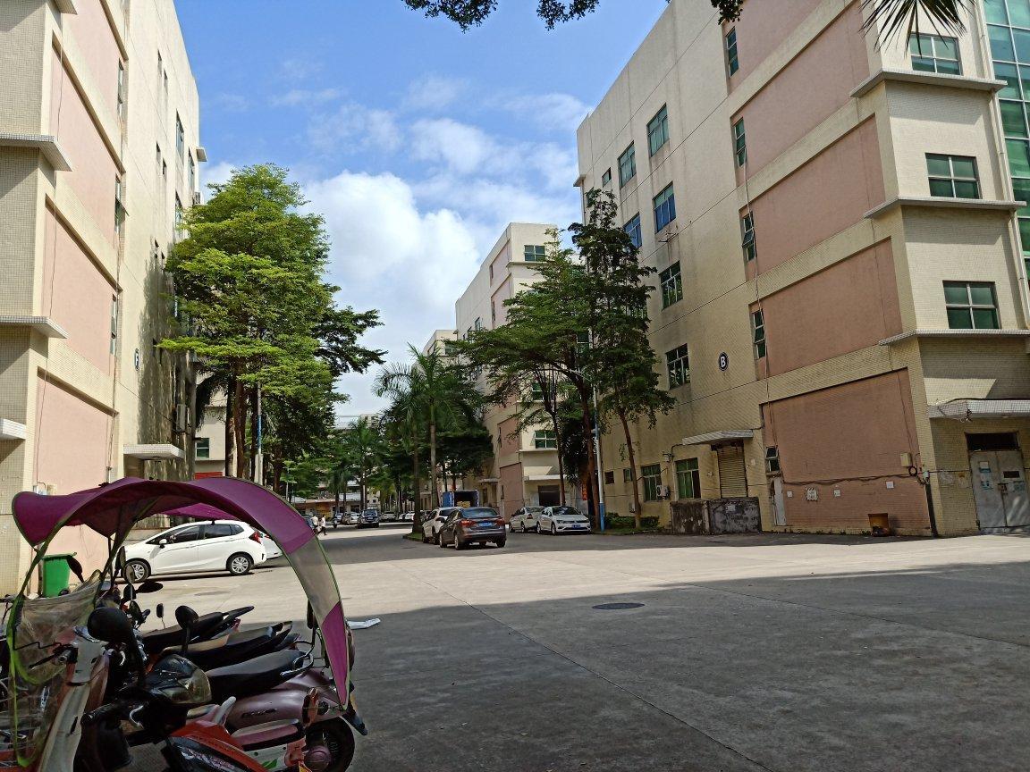 顺德区陈村广隆工业区红本厂房出售20000平方红本产权可环评
