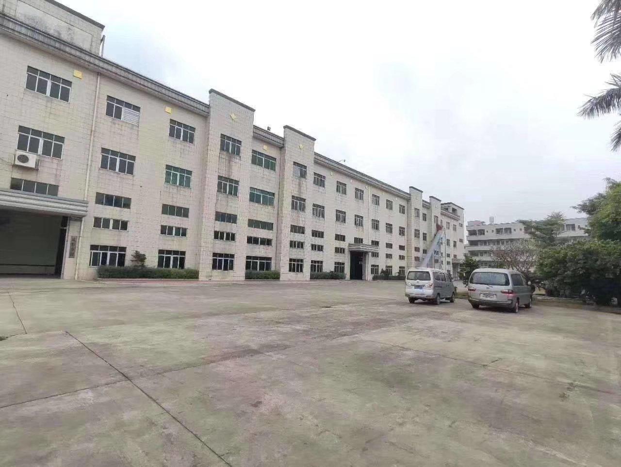 松岗大田洋原房东63000平独院厂房