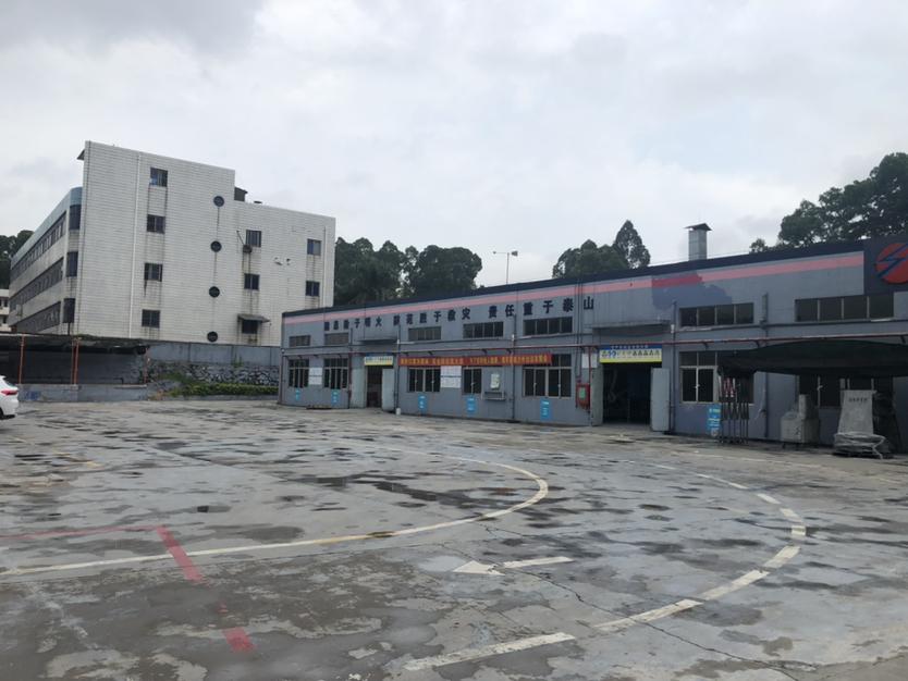 西丽街道原房东独院7000平米仓库可分租