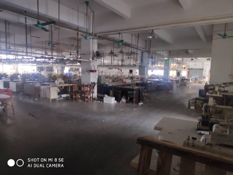 顺德均安新出现成制衣厂带装修1700平方原房东